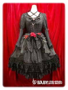 Baby the stars shine bright is the best. They have some of the best gothic and lolita out there!