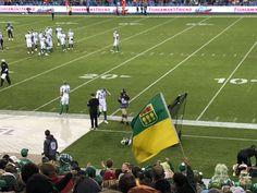 "Devin Heroux on Twitter: ""It's WIDE.  SaskatcheWIN!… "" Saskatchewan Roughriders, Green Colors, Soccer, Football, Twitter, Sports, Hs Sports, Futbol, Futbol"