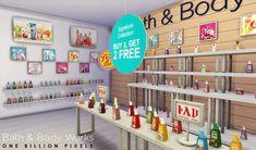 One Billion Pixels: Bath & Body Works Shop V2