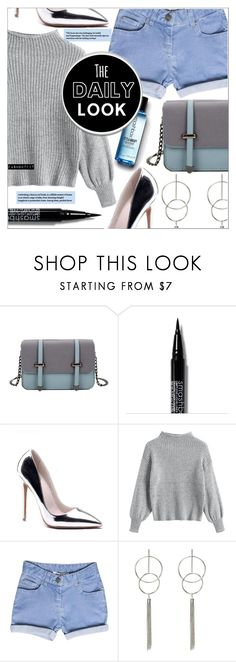 """""""The daily look - IV"""" by fash-outfit ❤ liked on Polyvore featuring Smashbox and Givenchy"""