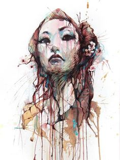 """""""Strength"""" by Carne Griffiths"""