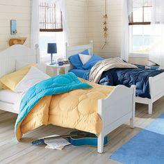 Reversible Dot Stitch Comforter | Company Kids