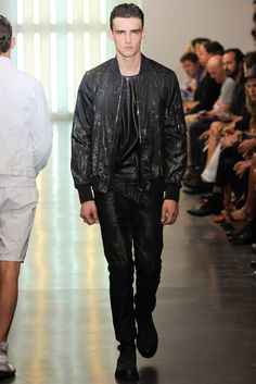 Diesel Black Gold Spring 2014 Menswear - Collection - Gallery - Style.com
