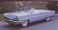 1956 lincoln premiere -