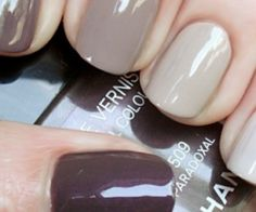 Fall Nail Color Trends For 2012