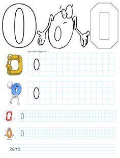 School Frame, Math For Kids, Math Equations, Words, Children, A4, Zero, Blog, Cuba