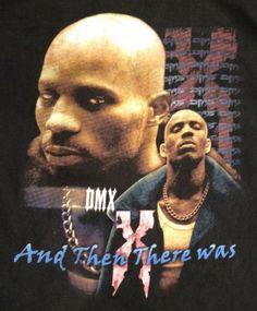 Vintage 90's Rap T-Shirt - DMX