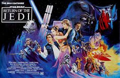 Star Wars: Episode VI - Return of the Jedi (1983) I've never seen this before...