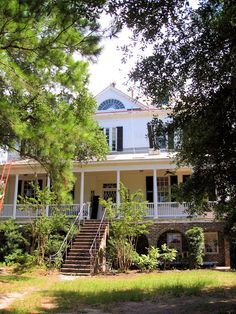 Marshlands Plantation House  - Charleston County, South Carolina