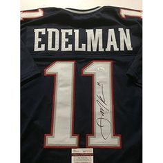 779a09328 Rob Gronkowski Autographed Signed New England Patriots Logo Football COA    Hologram