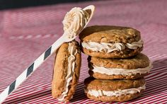 The last peanut butter cookie for the rest of your life. By Kimberlie Robert. These aren't your average peanut butter sandwich cookies. In fact, these are the last peanut butter cookie for the rest of your life.