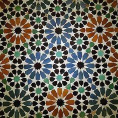 Moroccan Mosaic Design