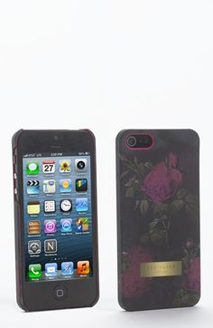 Ted Baker London Digital Print iPhone 5 Case available at #Nordstrom