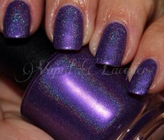 Purple Poison Very Scary Halloween 2014 Collection