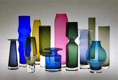 MID-CENTURY MODERN DESIGN, Hans Theo Baumann Glassware, 1950s/60s