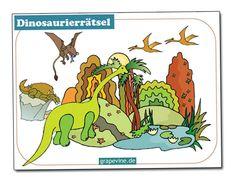 Eine #Schatzsuche entführt die Kinder in das Reich der Dinosaurier. Die Dino-Eier sind verloren gegangen - und die kleinen Dinos schlüpfen bald! Für 16,90EU bekommen Sie eine fertige Schatzsuche, die nur wenige Minuten Zeit der Vorbereitung und Planung bedarf.