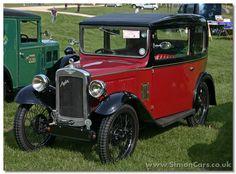 Austin Seven front RN Box saloon 1932 - Austin Seven RN Box saloon 1932