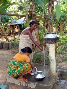 INDIA - Successful Women's Activism for Clean, Safe Water