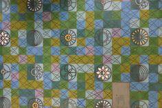 Metro Lisbon Metro Station, Art World, Portugal, Quilts, Blanket, Design, Lisbon, Tiles, Quilt Sets