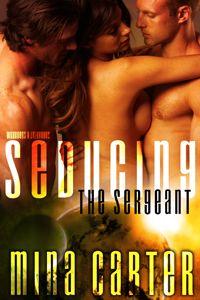 http://mina-carter.com/bookshelf/sci-fi-romance/seducing-the-sergeant/
