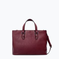 ZARA - NEW THIS WEEK - CITY BUSINESS BAG