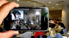32 Augmented Reality Apps for the Classroom. Is that Yoda? Awesome.