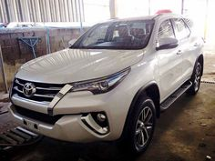 New 2016 Fortuner: Another Look At Toyota's Hilux-Based SUV