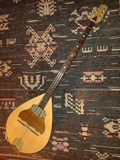 Bouzouki musical instrument