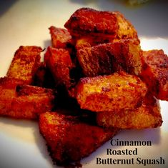 Cinnamon Roasted Butternut Squash… – You Betcha Can Make This!