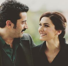 Karadayi, Mahir and Feridye Drama Tv, Anime Muslim, Turkish Actors, Serum, Tv Series, Netflix, Bollywood, Ships, Eyes