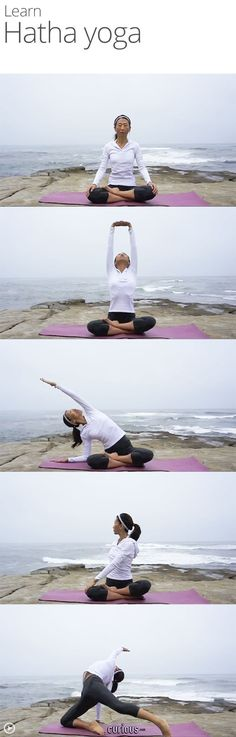 Hatha Yoga Poses #YogaBenefits