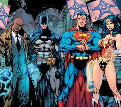 Justice League - Ed Benes & Sandra Hope