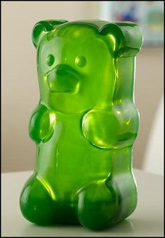 Gummy bear lamps