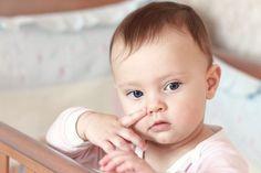 lavar o nariz do bebe