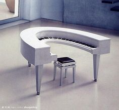 I'd like to Play this it would be so cool but you'd probably need a spinny chair or two people!!! So neat!!