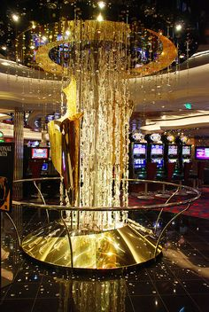 The Casino on the Oasis of the Seas