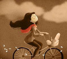 Autumn breeze by Nidhi Chanani