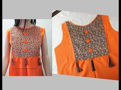 Boat Neck Chudidar suit Designing Office / Daily Wear - Simple & Easy Making ( Step by Step) Chudithar Neck Designs, Salwar Neck Designs, Churidar Designs, Kurta Neck Design, Neckline Designs, Blouse Neck Designs, Kurti Sleeves Design, Sleeves Designs For Dresses, Dress Sewing Tutorials