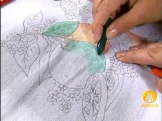 YouTube Painting Lessons, Diy Projects To Try, Textile Art, Artsy Fartsy, Stencils, Patches, Crafty, Embroidery, Quilts