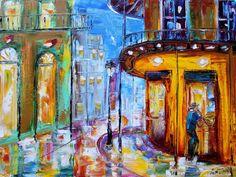 Bilderesultat for el jazz y la pintura moderna