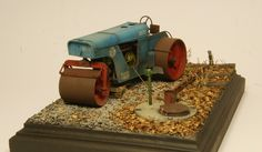 Red iron models DU-11 by Balzac.