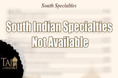 Our South Indian Specialties are currently not available. We are still open for takeout and deliveries. Click to check out our updated menu.   #indianrestaurant #takeout #indianfood #vegan #sanrafael #marin Indian Food Menu, Indian Food Recipes, Vegan, Reading, Check, Reading Books, Indian Recipes, Vegans