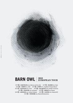 BARN OWL en tournée !!