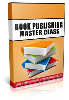 Book Publishing Master Class - Video Series (PLR) - Masters Resale Rights item for sale