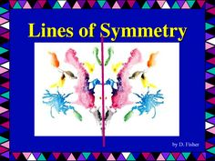 Colorful symmetry!!!