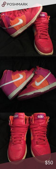 High top Women's Nike Dunk 6.0