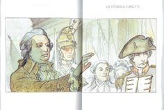 Milo Manara - Vol. 6, La Storia a Fumetti-126, 127