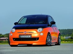 FIAT 500 - Rieger Tuning