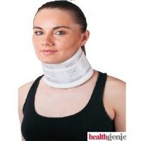 Buy online cervical support & cervical neck pillow India lowest cost with healthgenie. Cervical collar Soft with support is used for supporting the neck and protecting it against jerks impacts and vibrations. We provide many product cervical collars, cervical neck pillow, cervical pillows for neck pain with free shipping & COD available.