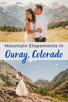 Summer or fall is the perfect time to elope in Ouray, Colorado! The nearby towns of Telluride and Ridgway are also gorgeous. It's the best place if you want to get away from a traditional big wedding… More